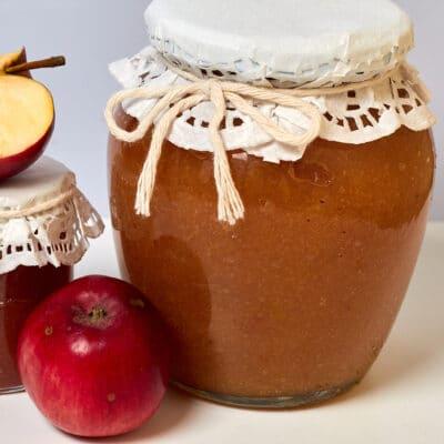 Янтарное повидло из яблок - рецепт с фото