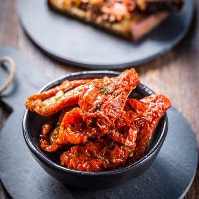 Вяленые томаты - рецепт с фото