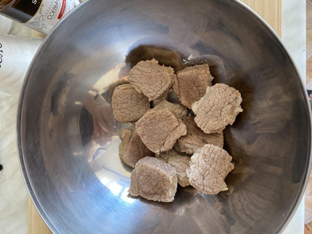 Фото рецепта - Медальоны из говядины в прованских травах - шаг 3