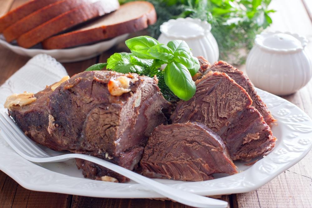 Фото рецепта - Говядина, запеченная в фольге - шаг 5