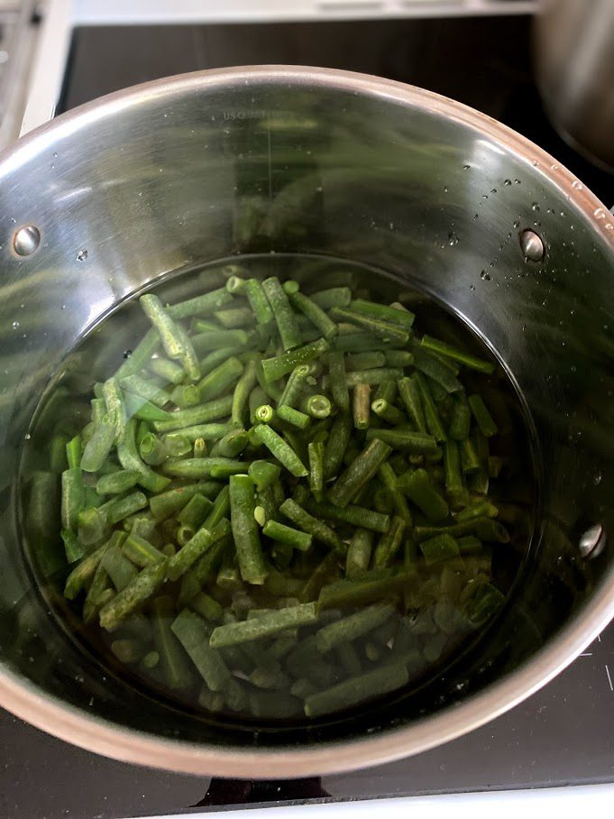 Фото рецепта - Хек с овощами - шаг 5