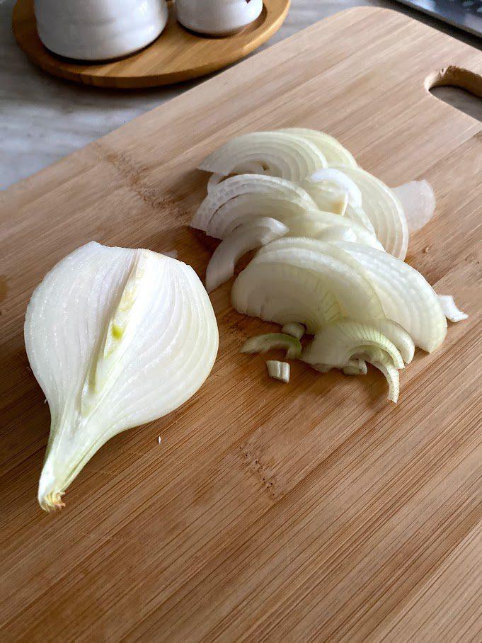 Фото рецепта - Хек с овощами - шаг 9