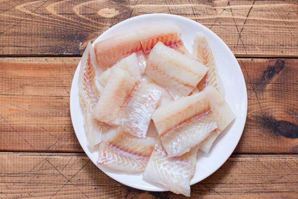 Фото рецепта - Жареная рыба в кляре - шаг 2