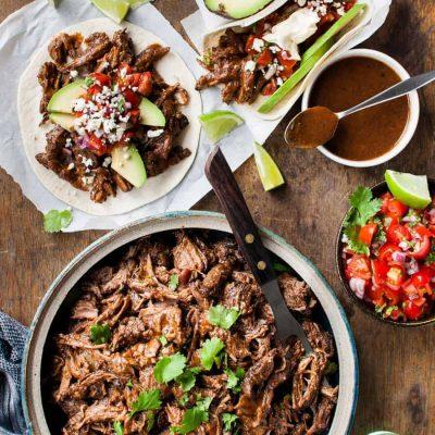 Телятину по-мексикански, жареная - рецепт с фото