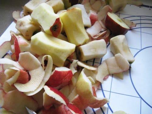Фото рецепта - Яблочный десерт - шаг 1