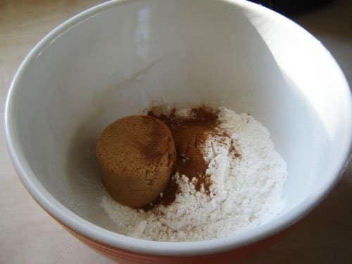 Фото рецепта - Черничный пирог с цукини - шаг 11