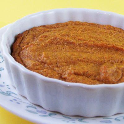 Нежное суфле из телятины с морковью - рецепт с фото
