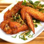 Острые крылышки в томатной пасте