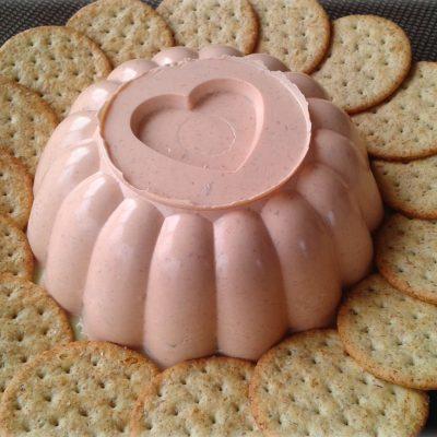 Паштет из креветок и сладкого перца с сыром - рецепт с фото