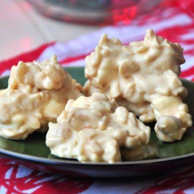 Печенье «Лавина» без выпечки - рецепт с фото