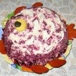 Селедка под шубой – классический салат