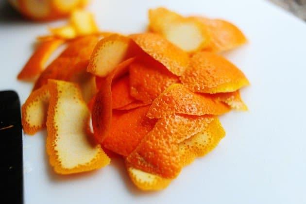 Фото рецепта - Индейка, запеченная в духовке с апельсинами - шаг 3