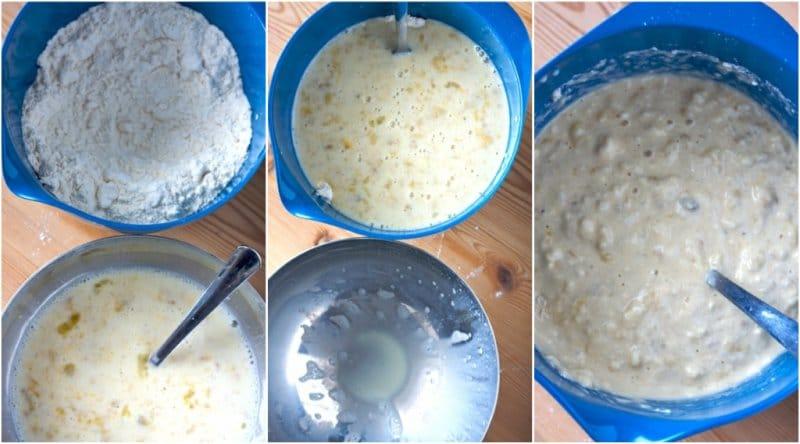 Быстрые блины на молоке с содой рецепт с фото пошагово