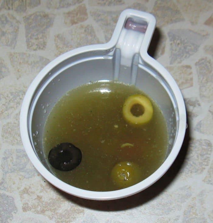 Фото рецепта - Заливное из языка с овощами - шаг 6