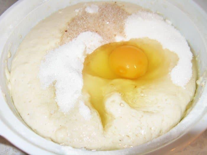 Фото рецепта - Булочки Пасхальный заяц - шаг 4