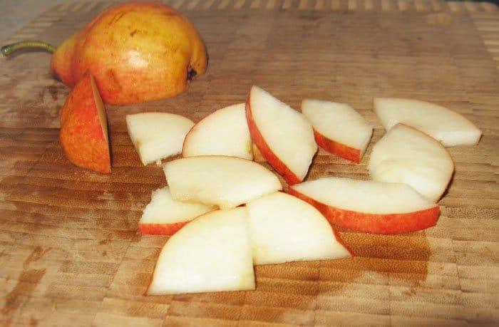 Фото рецепта - Сырные шарики в кунжуте - шаг 5