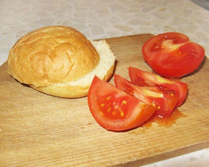 Фото рецепта - Яйца пашот на хлебе - шаг 5