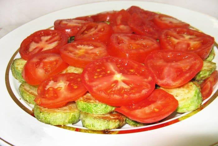 Фото рецепта - Еврейский салат из кабачков - шаг 3
