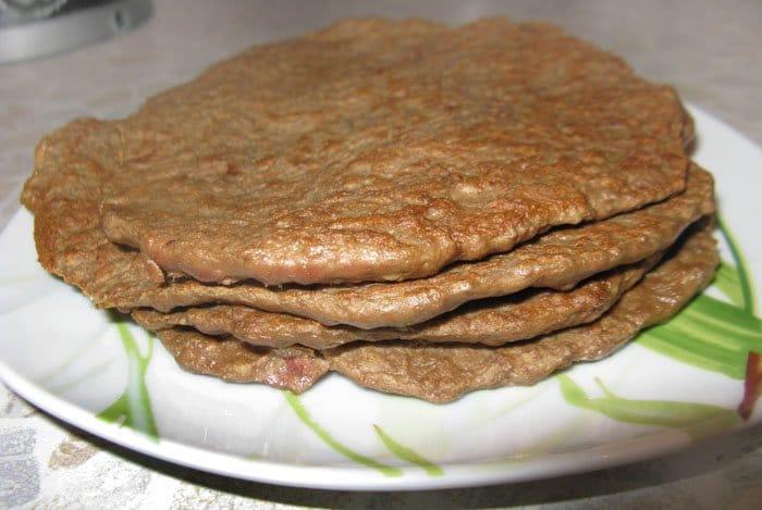 Фото рецепта - Говяжья печень с грибами - шаг 4
