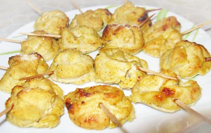 Куриное филе в духовке - рецепт с фото