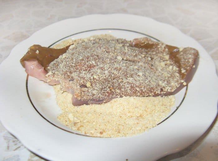 Фото рецепта - Свиная печень в молоке - шаг 3