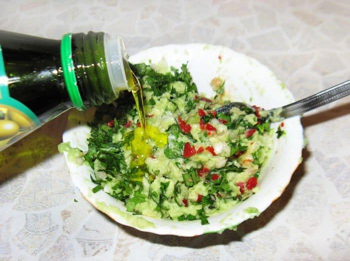 Фото рецепта - Гуакамоле - шаг 5