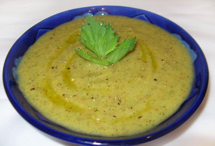 Суп из цукини с овощами - рецепт с фото