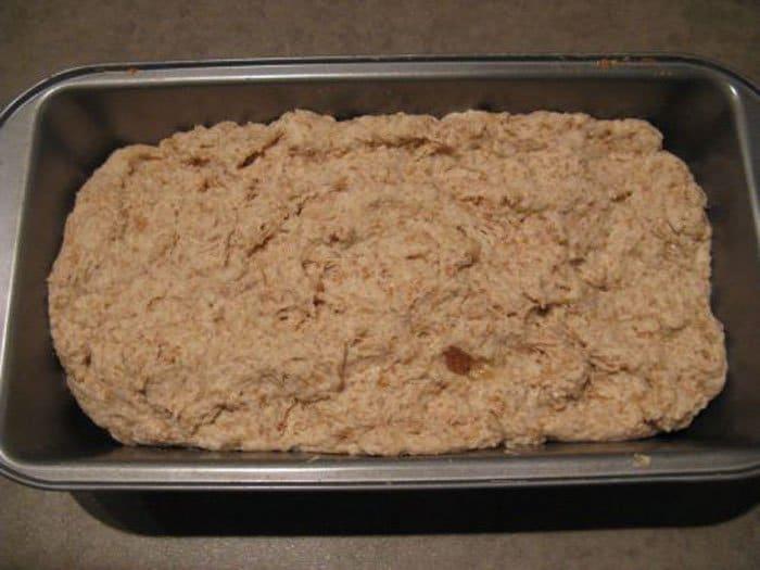 Фото рецепта - Домашний хлеб на пиве в духовке - шаг 3