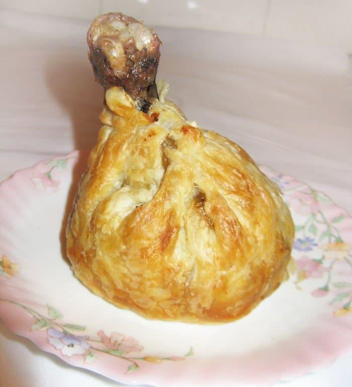 Куриные ножки в мешочке - рецепт с фото