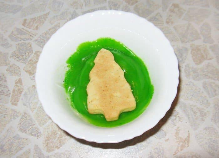 Фото рецепта - Новогоднее апельсиновое печенье - шаг 7