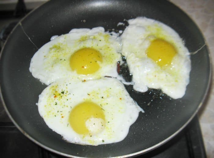 Image result for Жареные яйца