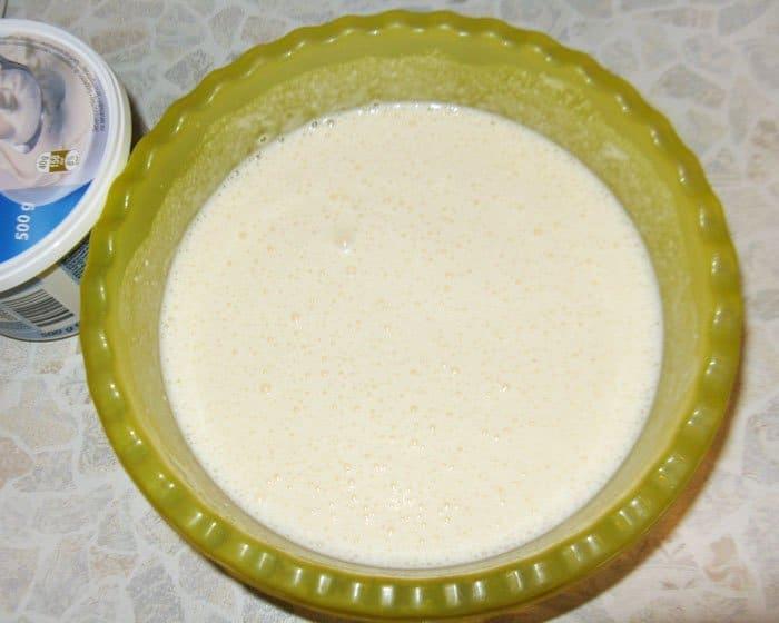Фото рецепта - Маффины с маскарпоне и клюквой - шаг 6