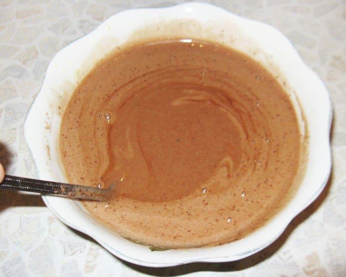 Фото рецепта - Шоколадные капкейки с шоколадным кремом - шаг 5