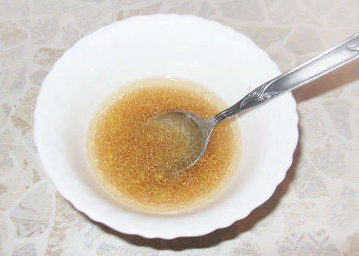 Фото рецепта - Свекольный салат с апельсином и рукколой - шаг 4