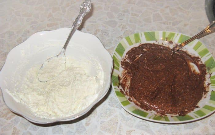 Фото рецепта - Шоколадная пасха - шаг 4