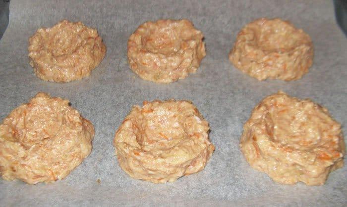 Фото рецепта - Гнезда из фарша с грибами и сыром - шаг 5