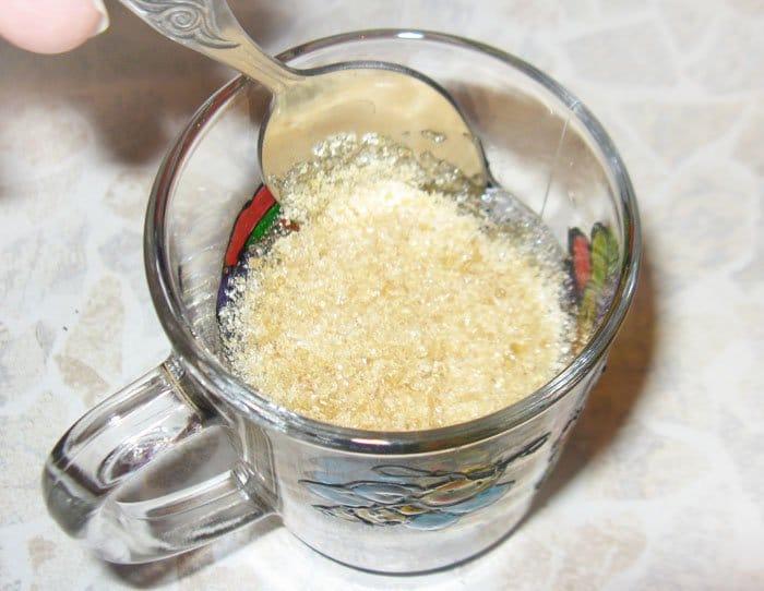Фото рецепта - Творожный десерт или пасха с персиками - шаг 2