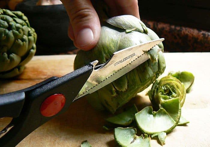 Фото рецепта - Как приготовить артишок - шаг 4