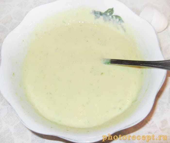 Фото рецепта - Пирог Key Lime с лаймом и сгущенкой - шаг 6