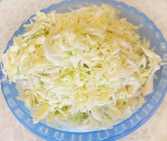 Фото рецепта - Тушеная капуста с мясом - шаг 5