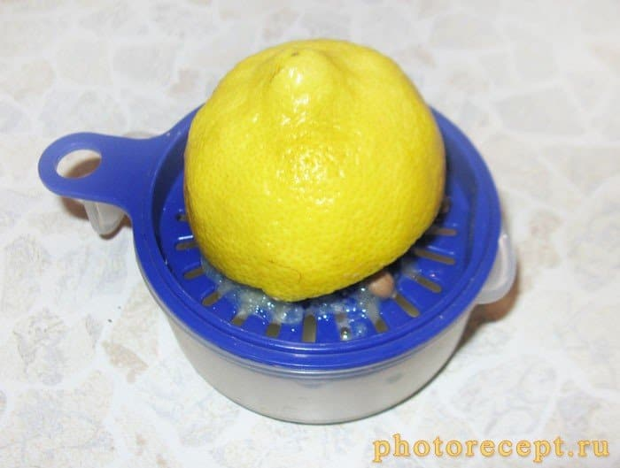 Фото рецепта - Домашний лимонад - шаг 1