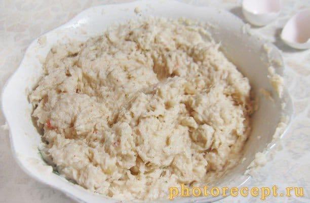 Рыбный фарш Муслин - рецепт с фото