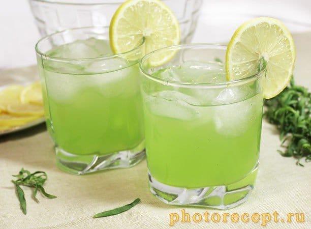 Напиток Тархун - рецепт с фото