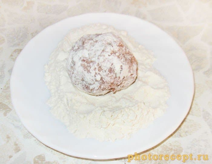 Фото рецепта - Тефтели по-гречески в овощном соусе - шаг 4