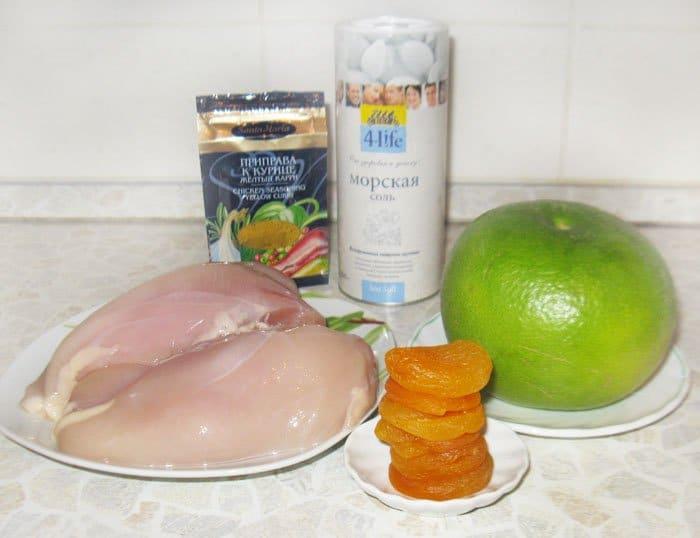 Фото рецепта - Фаршированная куриная грудка, приготовленная на пару - шаг 1