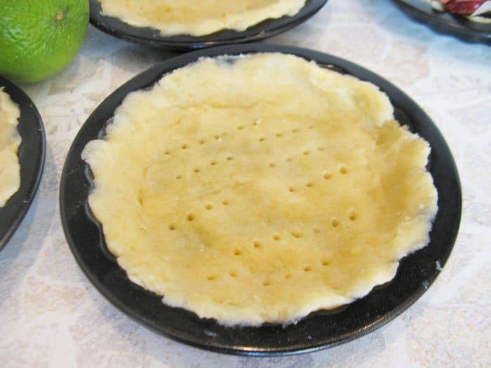 Фото рецепта - Тарталетки Мохито с  мятой и лаймом - шаг 6