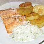 Белый соус Тартар для рыбы