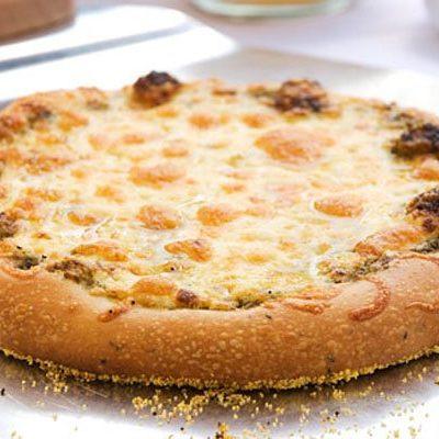 Тесто для пиццы с манной крупой - рецепт с фото