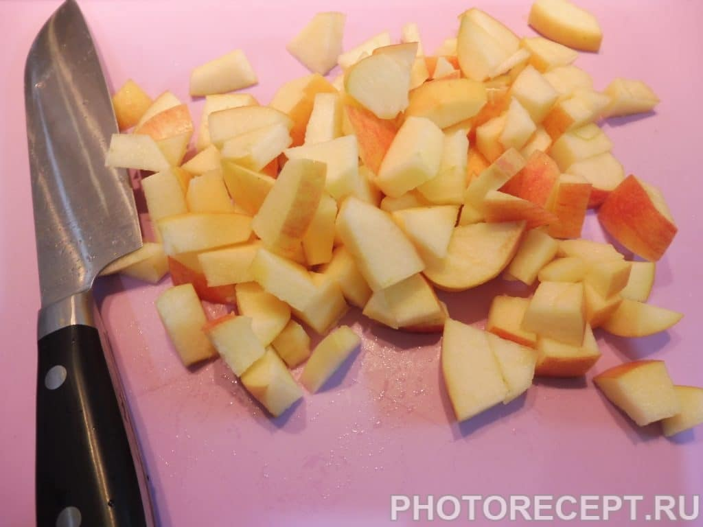 Фото рецепта - Рисовый салат с кукурузой - шаг 3