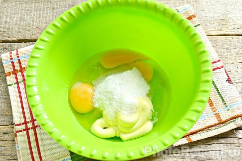 Фото рецепта - Блины на майонезе и куриных яйцах - шаг 2